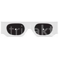 brýle simulace oční nemoci - Retinitis pigmentosa